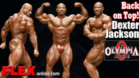 Dexter Jackson Wins! Masters Olympia Report & Results thumbnail