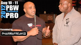 Night Before Interview with Toney Freemen at PBW Pro thumbnail