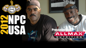 Darren Glenn Interview Before 2012 NPC USA thumbnail