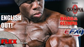Kevin English is Out of the 2012 Olympia 212 Showdown thumbnail