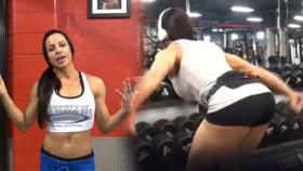 Ava Cowen's Hot Workout thumbnail