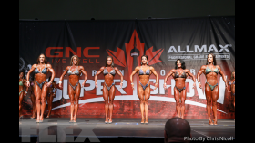 2016 IFBB Toronto Pro: Figure Call Out Report thumbnail