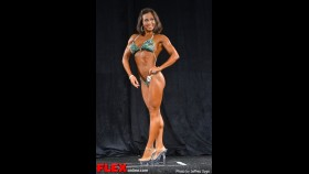 Danyelle Mastarone - Figure Class A - 2012 North Americans thumbnail