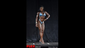 Tennille Ray - Figure Class C - 2012 North Americans thumbnail