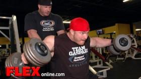 Flex Lewis Shoulder Workout - Teaser thumbnail