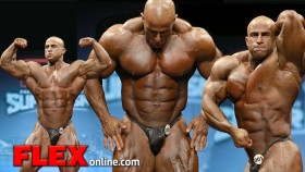 IFBB Pro Fouad Abiad Posing Routine Toronto Pro 2013 thumbnail