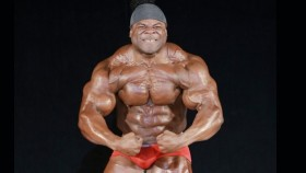 Kai Greene Guest Posing at the 2013 Pittsburgh Pro thumbnail
