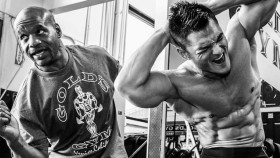Jeremy Buendia Cranking an Arm Workout for a Pro Card thumbnail