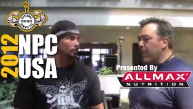 Mike Salazar Interviews Joe Thomas Before the 2012 USA's thumbnail