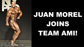 Juan Diesel Morel Joins Team AMI thumbnail
