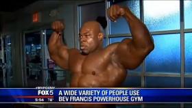 MyFox New York Visits Bev Francis Gym thumbnail