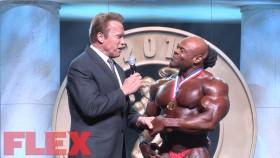 Kai Greene's 2016 Arnold Classic Victory Speech thumbnail