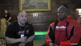 Interview with IFBB Pro Kai Greene 2013 Pittsburgh Pro thumbnail