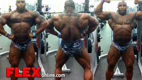 Keith Williams Month Out 2013 Chicago Pro thumbnail