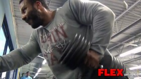 Day in the Life With IFBB Pro Ken Jackson Part 2 thumbnail