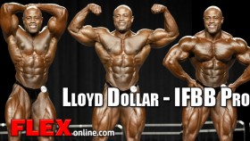One on One Spotlight with IFBB Pro Lloyd Dollar thumbnail