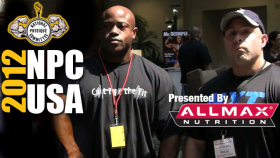 Lloyd Dollar Interview Before 2012 NPC USA thumbnail