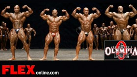 2012 Masters Olympia Pre-Judging Report thumbnail