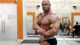 Frank McGrath Preparing for 2013 Toronto Pro thumbnail
