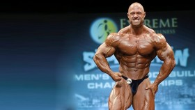 Frank McGrath After 2013 Toronto Pro PreJudging thumbnail