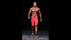 2014 Olympia - Jason Poston - Mens Physique thumbnail