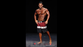2014 Olympia - Arya Saffaie - Mens Physique thumbnail