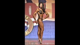 Michelle Blank - 2015 Fitness International thumbnail