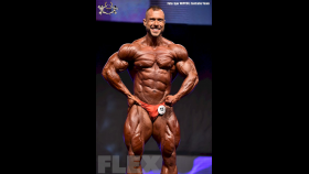 Milan Sadek - 212 Bodybuilding - 2015 EVLS Prague Pro thumbnail