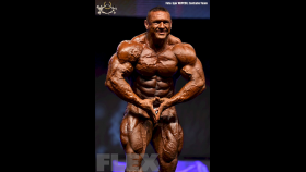 Kiss Jeno - Bodybuilding - 2015 EVLS Prague Pro thumbnail