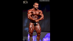 Rastislav Solar - Bodybuilding - 2015 EVLS Prague Pro thumbnail