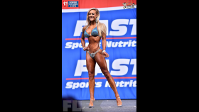 Sara Back - Bikini - 2015 IFBB Nordic Pro thumbnail