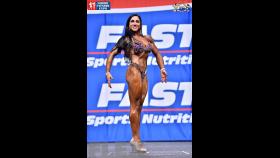 Maria Laura Cerbelli - Fitness - 2015 IFBB Nordic Pro thumbnail