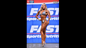 Ryall Graber - Fitness - 2015 IFBB Nordic Pro thumbnail
