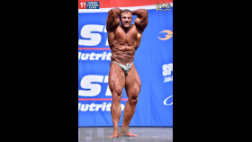 Dalibor Havek - Men's Open Bodybuilding - 2015 IFBB Nordic Pro thumbnail