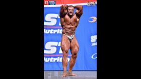 Dalibor Havek - Men's Open Bodybuilding - 2015 IFBB Nordic Pro thumbnail