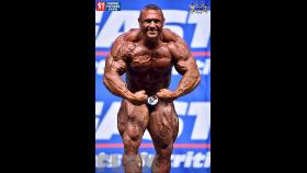 Kiss Jeno - Men's Open Bodybuilding - 2015 IFBB Nordic Pro thumbnail