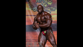 Rudy Richards - 2015 IFBB Tampa Pro thumbnail