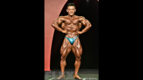 Kim Jun Ho - 212 Bodybuilding - 2015 Olympia thumbnail