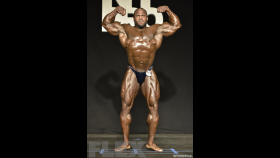 Mboya Edwards - 2015 New York Pro thumbnail