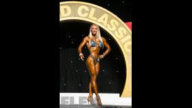 2016 Arnold Classic Asia - Fitness - Kristine Duba thumbnail