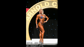 2016 Arnold Classic Asia - Fitness - Regiane DaSilva thumbnail