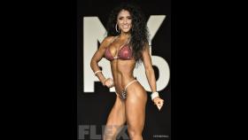 Michelle Sylvia - Bikini - 2016 IFBB New York Pro thumbnail
