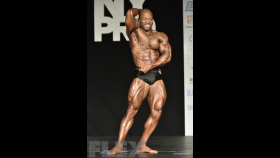 R.D. Caldwell, Jr. - Classic Physique - 2016 IFBB New York Pro thumbnail