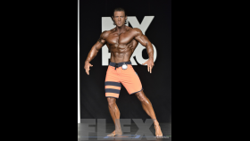 Scott Dennis - Men's Physique - 2016 IFBB New York Pro thumbnail