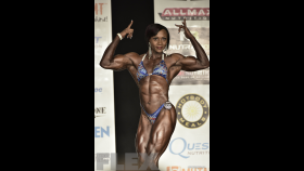 Antoinette Downie - Women's Physique - 2016 IFBB New York Pro thumbnail