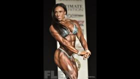 Asha Hadley - Women's Physique - 2016 IFBB New York Pro thumbnail