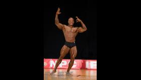 R.D. Caldwell, Jr. - Classic Physique - 2016 Pittsburgh Pro thumbnail