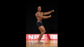 Sharif Reid - Classic Physique - 2016 Pittsburgh Pro thumbnail
