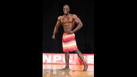Raymond Akinlosotu - Men's Physique - 2016 Pittsburgh Pro thumbnail
