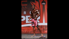 Darnell Williams - Men's Physique - 2016 IFBB Toronto Pro Supershow thumbnail